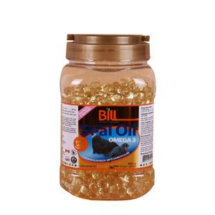 康加美(Bill)金裝海豹油500mg*1000粒