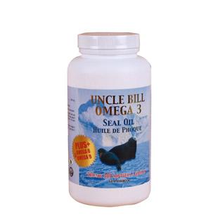 康加美(Bill)Omega-3海豹油500mg*500粒
