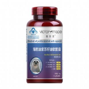 維萃美(Victorymade)海豹油降脂軟膠囊90粒