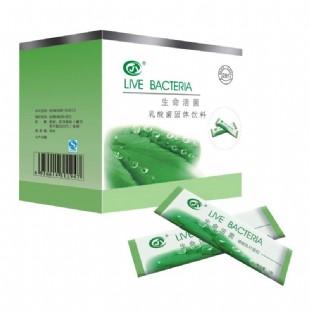 依江春(YJC)生命活菌乳酸菌固體飲料1g*30袋(30g/盒)