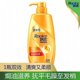 飄柔焗油絲質柔滑潤發乳護發素400ml