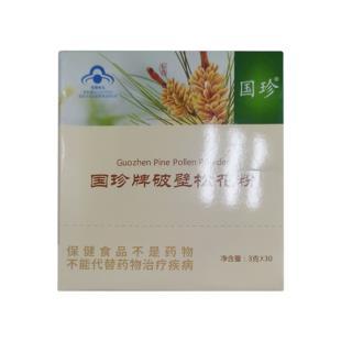 國珍(GuoZhen)國珍牌破壁松花粉30袋×3克