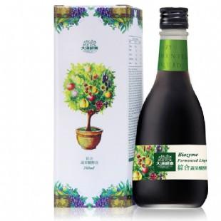 大汉酵素(Dahan)综合蔬果发酵浓缩原液360ml