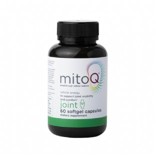 美透(MitoQ)骨赋能胶囊60粒软骨素维骨力氨基葡萄糖胺风湿关节宝炎