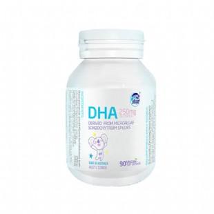 澳乐维他(Enervite)澳乐乳澳洲大脑智力发育营养搭档宝宝儿童海藻油dha*90粒/瓶