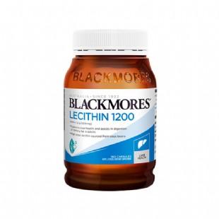 澳佳宝(Blackmores)大豆卵磷脂 软胶囊 160粒