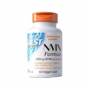 金達威Doctors Best美國NMN9600進口抗β-煙酰胺單核苷酸衰老nad