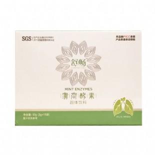 舒之畅(COMFORTABLE)薄荷酵素固体饮料(2g*16袋)