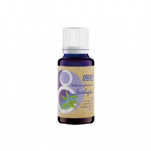 美利集團(SOQI)SOQI單方精油——尤加利精油