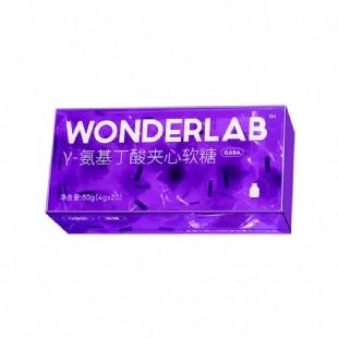 WonderLab(WonderLab)睡眠夾心軟糖 GABA安神助深度入睡神器茶氨酸