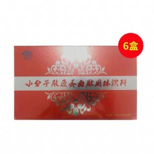 五豐海洋(WFHY)膠原蛋白肽小分子低聚肽飲5克*30小袋【6盒特惠裝】
