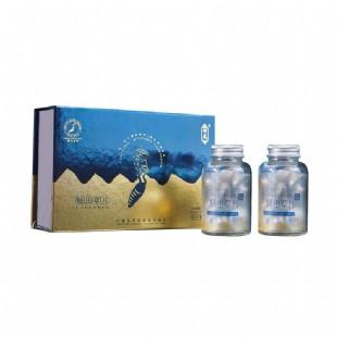 沛元(PY)高蟲草素1500MG蛹蟲草片禮盒30片/瓶*2瓶