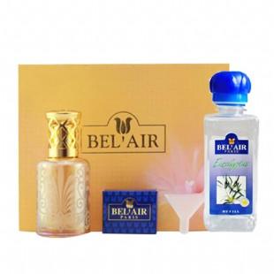 法國雅歌丹(BelAir)7001K薰香精油禮盒套裝【尤加利味】