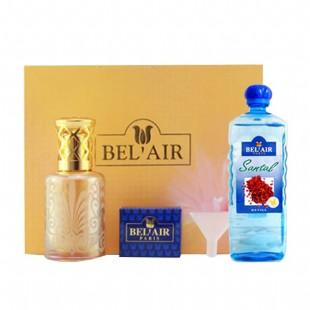 法國雅歌丹(BelAir)雅歌丹7001K薰香精油禮盒套裝【檀香味】