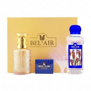 法國雅歌丹(BelAir)7001K薰香精油禮盒套裝【薰衣草味】