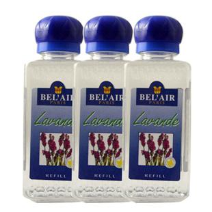 法國雅歌丹(BelAir)薰衣草精油3瓶促銷裝