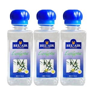 法國雅歌丹(BelAir)尤加利精油3瓶促銷裝