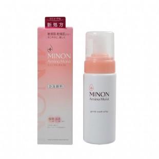 日本Minon(Minon)氨基酸潔面泡沫洗面奶【日本原裝進口版】150ml