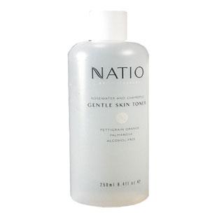 澳洲Natio(Natio)温和玫瑰精华洋甘菊爽肤水【澳洲原装进口版】250ml