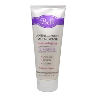 美國Belli(Belli)孕婦專用天然洗面奶191ml