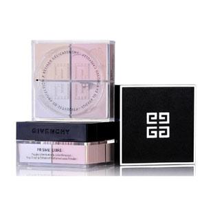紀梵希(Givenchy)輕盈無痕明星四色散粉(四宮格散粉)5#絲緞珍珠