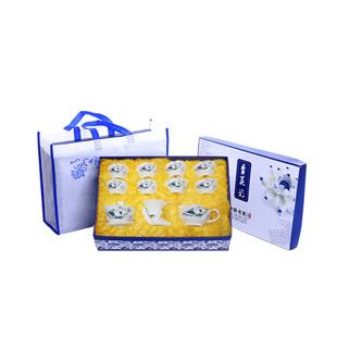 美萊集團(Maylifeglobal)高端定制青花瓷茶具禮盒套裝