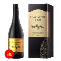 金極美(Kingcareme)SOD螯合金純酵素原液750ml/瓶3瓶裝