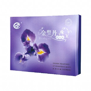 依江春(YJC)金圣丹丽人装15粒+12包