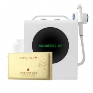 仙格丽(Skingreen)苹果干细胞+超能量小气泡脸部美容清洁仪补水套装