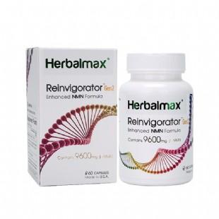美��Herbalmax(Herbalmax)瑞�S拓18�增��型NMN配方60粒