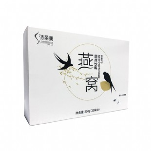 诗丽美燕窝蛋白固体饮料490g(35g*14)