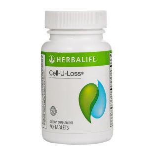 康���R(Herbalife)�喜�V/�p寸瘦腰片Cell-U-Loss【原�b�M口版】90粒
