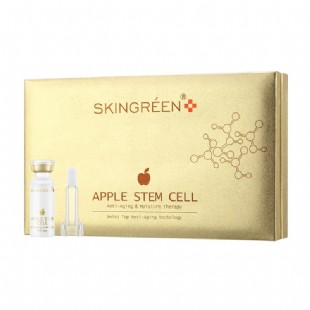 仙格��(Skingreen)�O果干�胞套盒14支*5ml