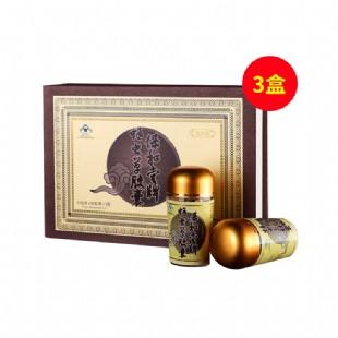 隆力奇(Longrichi)提高免疫力加强装 0.5g*60粒*3瓶/盒*3盒