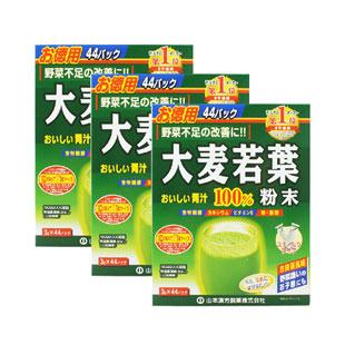 山本汉方(SBHF)美颜排毒青汁粉一周期装