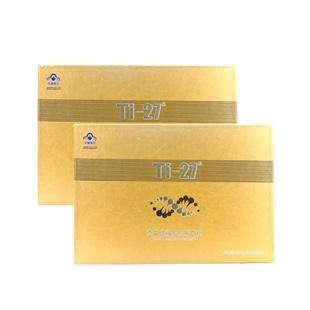雅娜朗姿(YanorRons)Ti-27态艾琪牌胶原蛋白粉(礼盒装)3g*360袋【两件套】