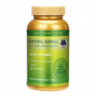 维萃美(Victorymade)纯天然综合排毒瘦身营养素60粒