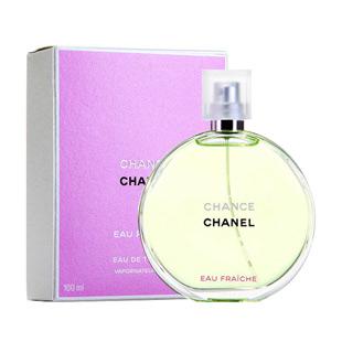 香奈儿(Chanel)邂逅清新淡香水【绿】100ml