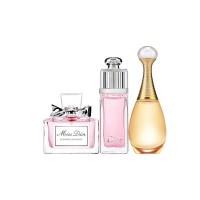 迪奥(Dior) 甜心+魅惑+真我*5mlQ版香水三件套礼盒