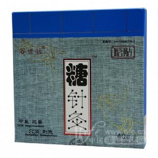 贴针灸(tiezhenjiu)谷世�刺钦刖� 砭贴40贴/盒