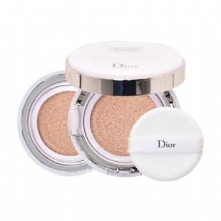迪奥(Dior)梦幻美肌气垫修颜气垫BB+一个替换装#020