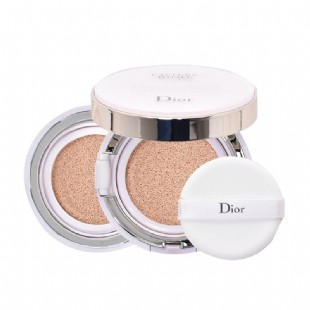 迪奥(Dior)梦幻美肌气垫修颜气垫BB+一个替换装#010