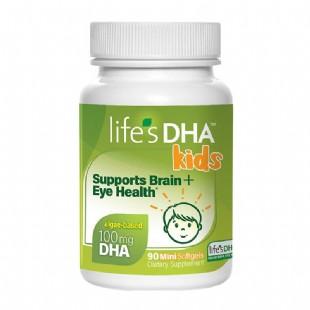纽曼斯(Neuromins)LIfe's DHA婴幼儿海藻油DHA 100mg*90粒