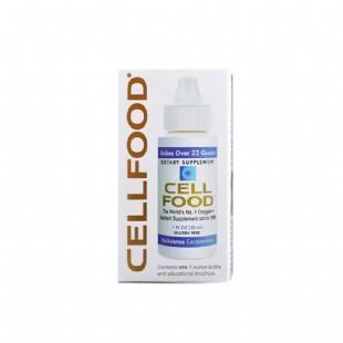 细胞食物(CELLFOOD)富氧矿素氢氧浓缩液(新包装)