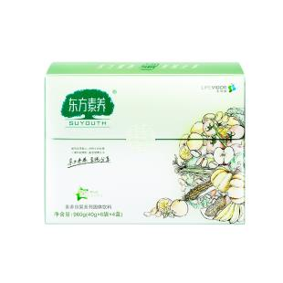 三生御坊堂(Yofoto)生命健�|方素�B成�L套餐40g×6袋/盒×3小盒+1���u�u杯
