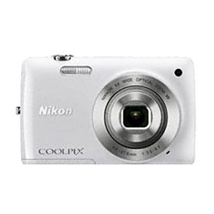 尼康(Nikon)COOLPIX便携高清S4300数码相机(颜色随机)