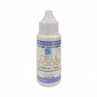 细胞食物(CELLFOOD)富氧矿素氢氧浓缩液 (美国原装进口版)30ml/支