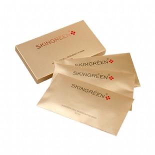 仙格��(Skingreen)活�胞再生抗衰科技面膜30g*3片/盒