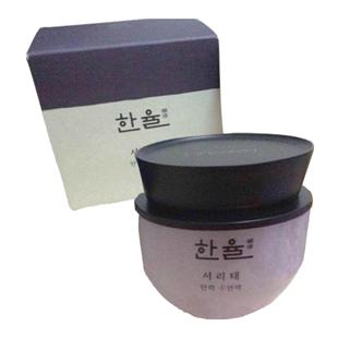 韩律(HANYUL)黑豆弹力超保湿睡眠面膜【韩国原装进口版】80ml
