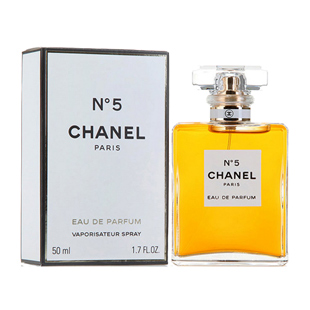 香奈儿(Chanel)No5五号香水50mlEDP
